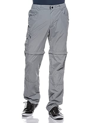 Black Wolf Zip Off Pantaloncino (Grigio)