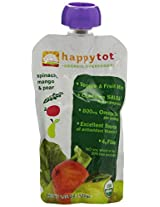 Happy Baby happy tot Spinach, Mango & Pear
