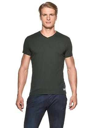 Datch Camiseta Abbadia Di Naro (Verde)