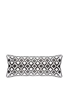 AphroChic The Beat Pillow (Gray/White)