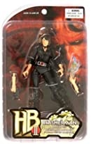 Hellboy 2 The Golden Army 7 Figure Liz Sherman""