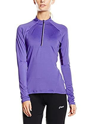 Asics Camiseta Manga Larga Mile Ls 1/2 Zip