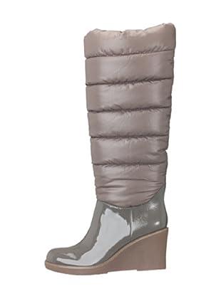 flip flop Botas Cuña Oulu (gris)