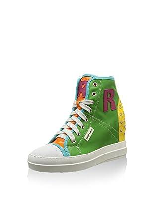 Ruco Line Sneaker Zeppa 4908 Multy Koram