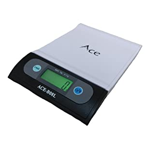 ACE Electronic Kitchen Digital Weighing Scale Battery Operated