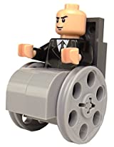 Brick Brigade Custom LEGO Fantasy Minifigure Model Professor - Inspired by the Xmen Movies