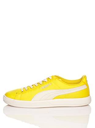 Puma Zapatillas Archive Lite Low Nylon (Amarillo / Blanco)