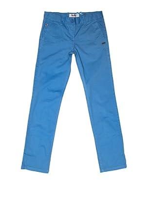 Pepe Jeans London Pantalón Básico (Azul)
