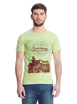 American People T-Shirt Canyon