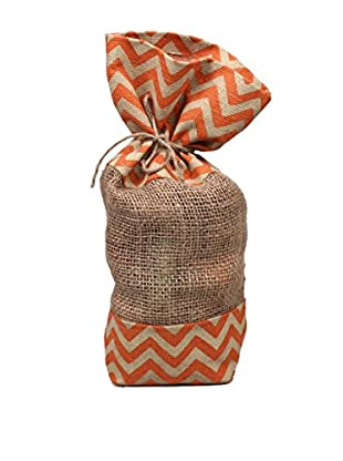 Jodhpuri 12-Oz. Citrus Potpourri in Jute Bag, Orange