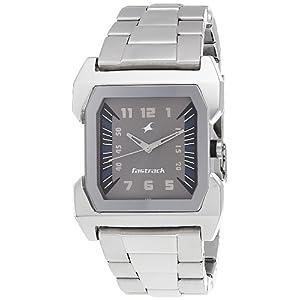 Fastrack NC3026SM02 Black Dial Men's Watch