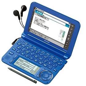 電子辞書 Brain 高校生モデル 型番:PW-G5300-A