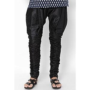 Black Dhoti Pant (Jodhpuri Style)