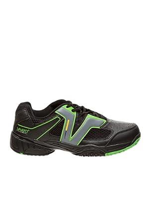 VAIRO Zapatillas Pro (Negro / Verde)