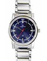 Maxima Attivo Analog Blue Dial Men's Watch - 20896CMGI