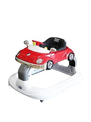 Asalvo Andador Bugatti Rojo