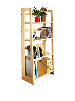 Premier Houseware  Bücherregal 2400857 natur