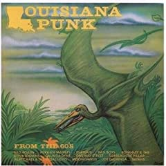 Louisiana Punk Groups from the Sixties, Vol. 2