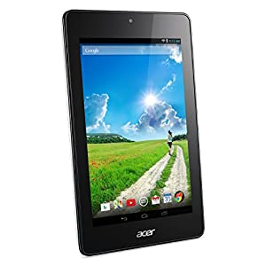 Acer Iconia One7 B1-730HD Tablet (16GB, WiFi), Essential White