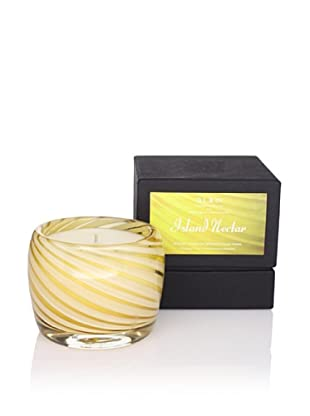 D.L. & Co. Island Nectar Artisanal Glass Candle