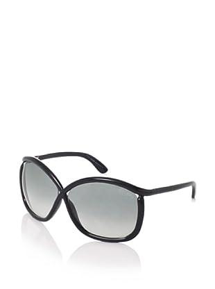 Tom Ford Women's Charlie TF201 Sunglasses (Black/Grey)