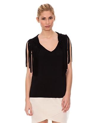 Hugo Boss Camiseta Vespe (Negro)