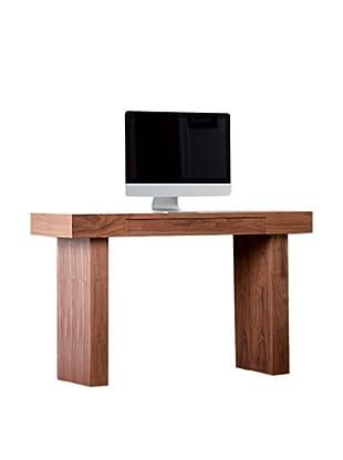 Abbyson Living Karla-Lee Desk, Walnut