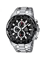 CASIO EDIFICE EF-539D-1AVDF BLACK DIAL CHRONOGRAPH MENS WATCH