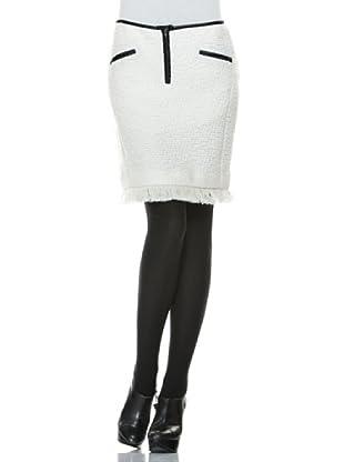 Fairly Falda Vestir (Blanco)