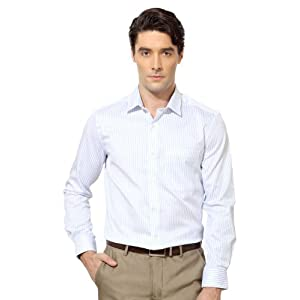 Striped Ultra Slim Shirt