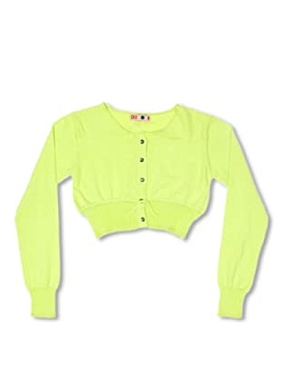 CKS Kids GIRLS Chaqueta Bolero Aquamarine (Amarillo)