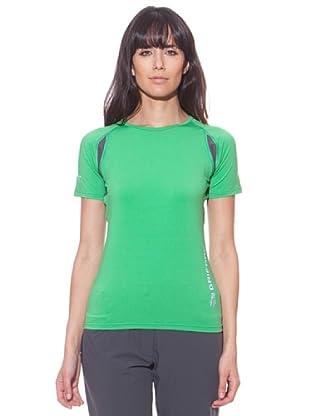 Grifone Camiseta Mauna (Verde / Gris)