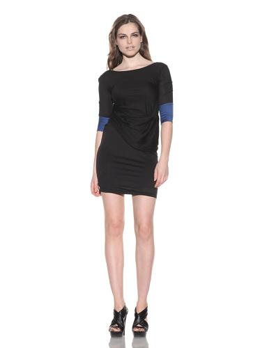under.ligne by Doo.Ri Women's 360 Dress (Black)