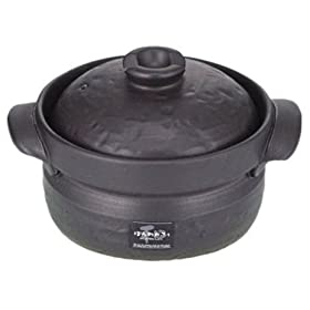 ほんわかふぇ ミニ炊飯土鍋(二重蓋)1合炊き HR-9338