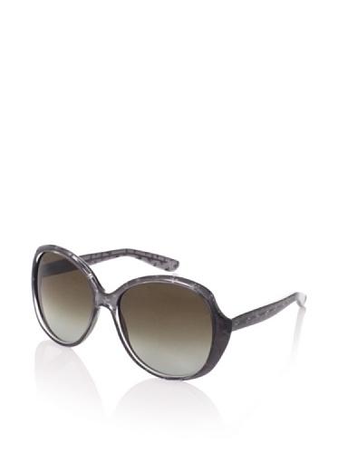 Bottega Veneta Women's BV155/S Sunglasses (Butterfly Gray)