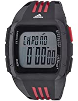Adidas Duramo Digital Grey Dial Unisex Watch - ADP6097