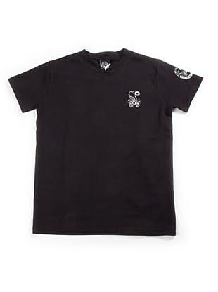 Scorpion Bay Camiseta Básica Print (Negro)