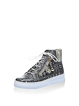 Los Ojo Hightop Sneaker Dennie