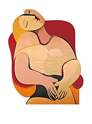 Artopweb Wandbild Picasso The Dream Bunt