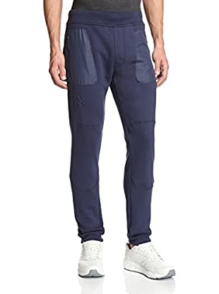 Kappa Men's Nylon Pocket Ripstop Pants