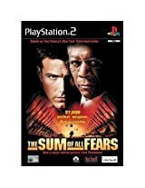 Sum Of All Fears PS2 Game