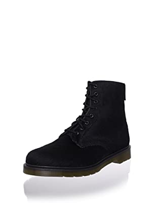 Dr. Martens Unisex Pascal 8-Eye Boot (Black)