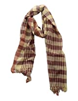 Dushaalaa Women's Scarves (L x B : 71 Inches X 30 Inches)