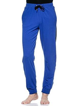 Versace Pantalón (Azul)
