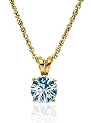Saint Francis Crystals Ciondolo