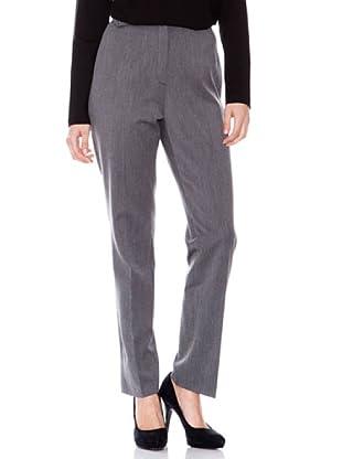 Steilmann Pantalón Recto (gris)
