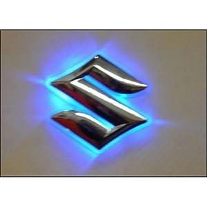 Suzuki LED Logo Lamp