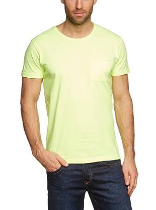 JACK & JONES Camiseta (Verde Lima)