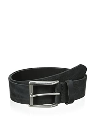 The British Belt Company Men's Tilton Belt (Black)