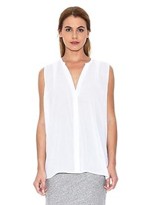 American Vintage Blusa Básica (Blanco)